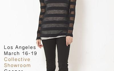 Pete – See you at LA Market!