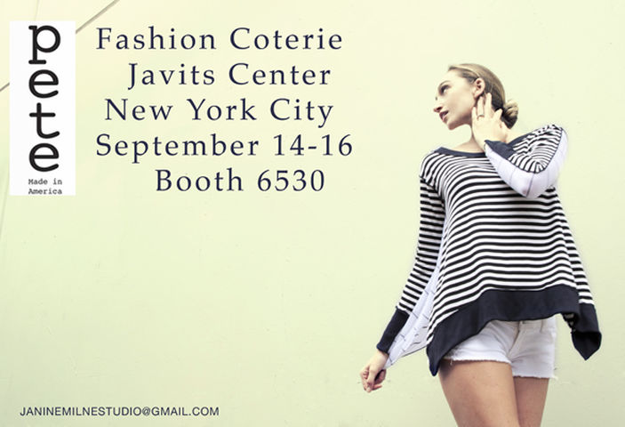 Fashion Coterie – Javits Center – New York City